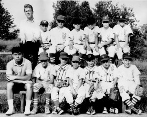 Lopez Little League Team of 1965