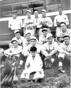 Lopez Pajama Factory Baseball Team of 1937