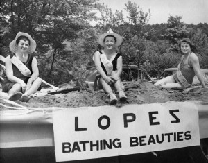 Lopez Bathing Beauties