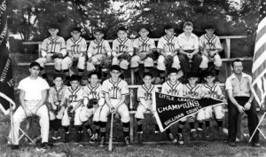 Lopez Little League Team of 1951