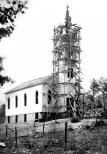 Greek Catholic Church Construction