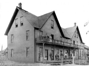 The Six Gable Jackson Hotel