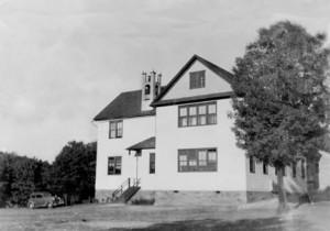 Last school building