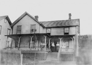 Griffiths home on Murray Road