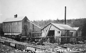 Kindling Wood Mill